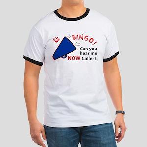 Bingo Caller Ringer T