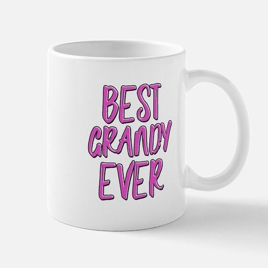 Best grandy ever grandmother Mugs
