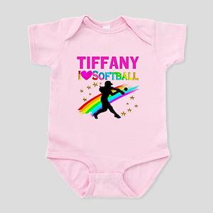 SOFTBALL STAR Infant Bodysuit