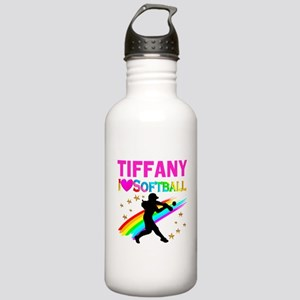 SOFTBALL STAR Stainless Water Bottle 1.0L