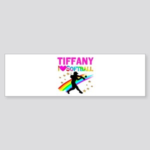 SOFTBALL STAR Sticker (Bumper)