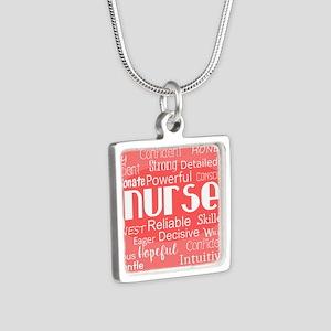 Nurse Adjectives Necklaces