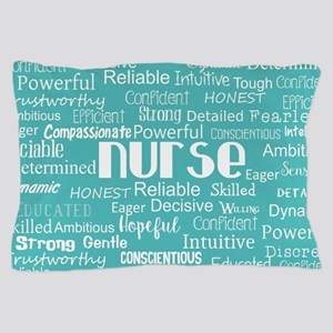 Nurse Adjectives Pillow Case