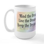 Live the Dream Large Mug