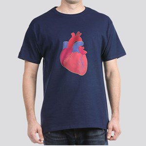 Valentine Heart Dark T-Shirt