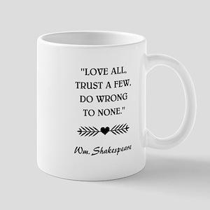 LOVE ALL... Mugs