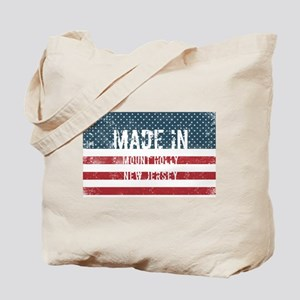Made in Mount Holly, New Jersey Tote Bag