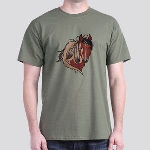 Feathered Horse T-Shirt