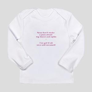 Fuss Long Sleeve T-Shirt
