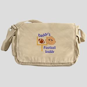 Daddys Football Buddy Messenger Bag
