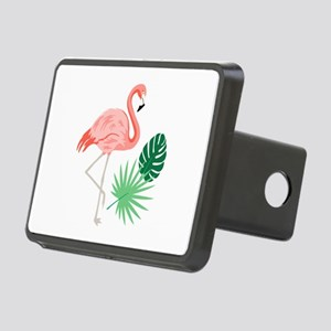 Pink Flamingo Hitch Cover