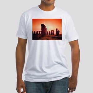 Stonehenge Fitted T-Shirt