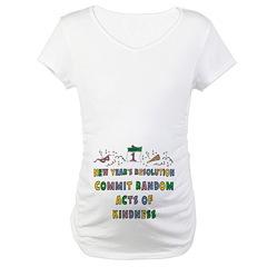 New Year Resolution Shirt