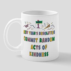 New Year Resolution Mug