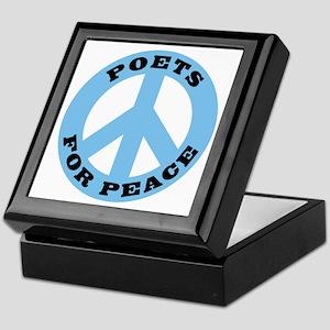Poets For Peace Keepsake Box