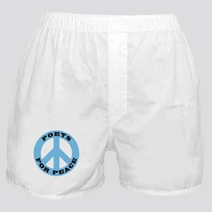 Poets For Peace Boxer Shorts