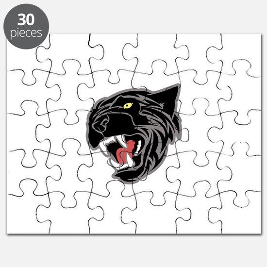 Panther Head Puzzle