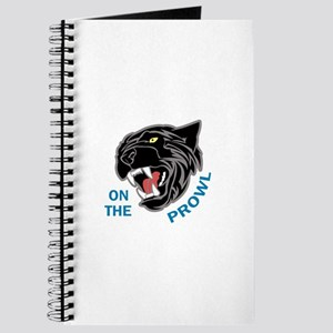 Panther On The Prowl Journal