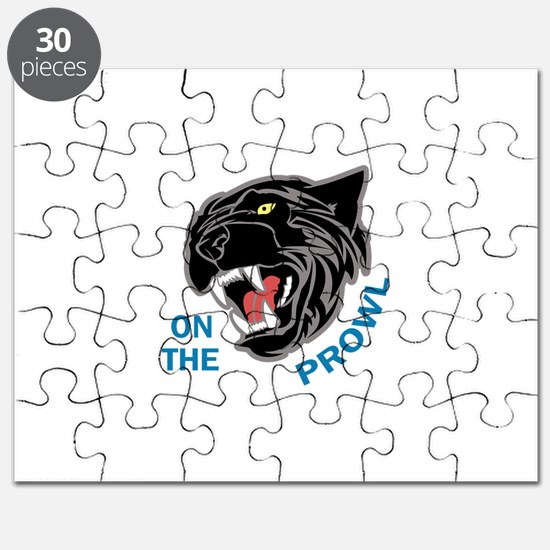Panther On The Prowl Puzzle