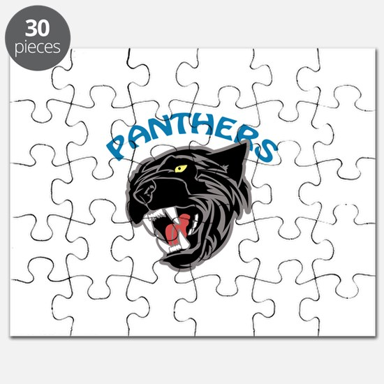 Team Panthers Puzzle