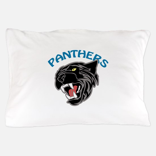 Team Panthers Pillow Case