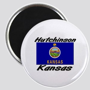 Hutchinson Kansas Magnet