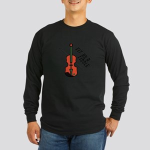 Fit As Fiddle Long Sleeve T-Shirt