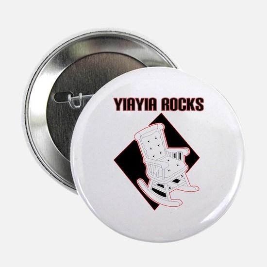 YiaYia Rocks Button