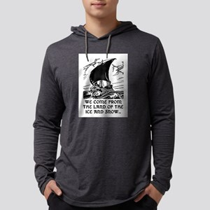 THE LAND OF ICE AND SNOW Long Sleeve T-Shirt