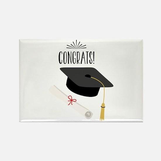Congrats Graduate Magnets