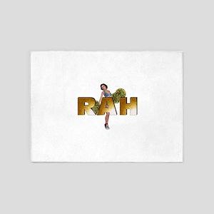 Rah Rah Rah 5'x7'Area Rug