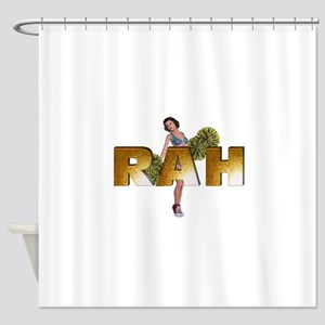 Rah Rah Rah Shower Curtain
