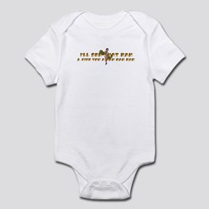 Rah Rah Rah Infant Bodysuit