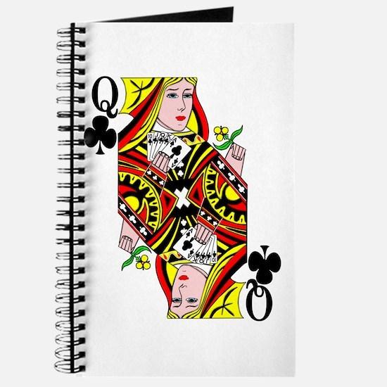 Queen of Clubs! Journal