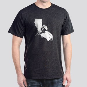Ski California Dark T-Shirt