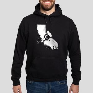 Ski California Hoodie (dark)