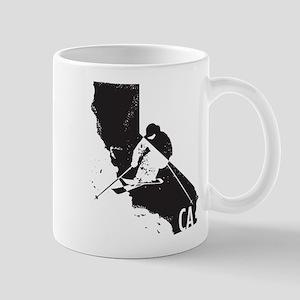 Ski California Mug