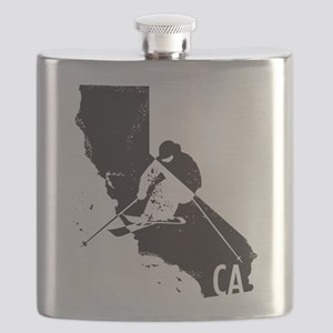 Ski California Flask