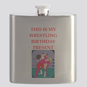 a birthday present Flask