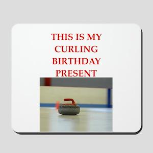 a birthday present Mousepad