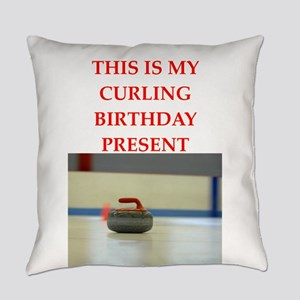 a birthday present Everyday Pillow