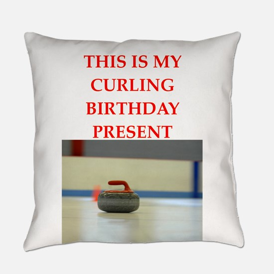 a birthday present Everyday Pillow