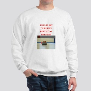a birthday present Sweatshirt