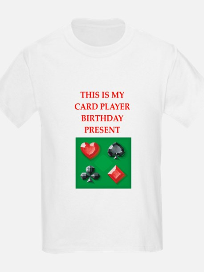 card players T-Shirt