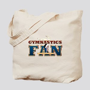 Gymnastics Fan Tote Bag