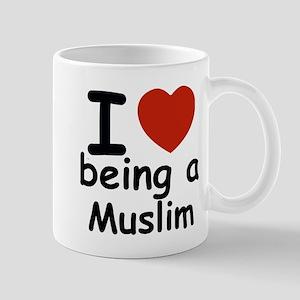 i love being a muslim Mug