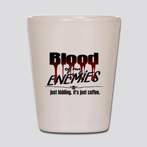 Coffee Blood Shot Glass