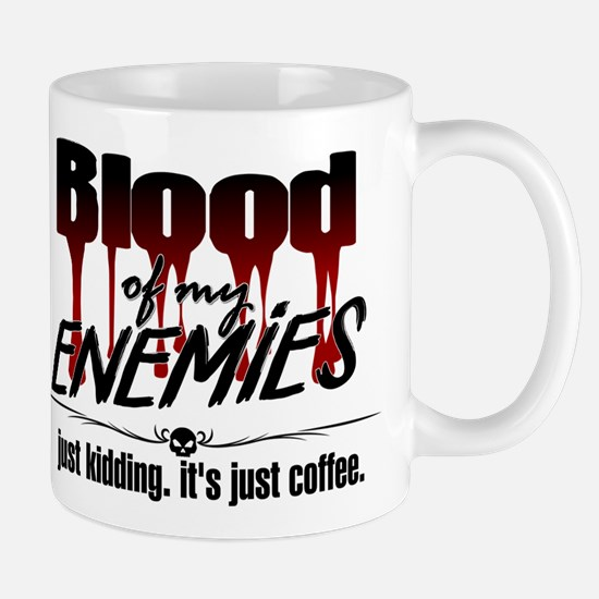 Coffee Blood Mugs