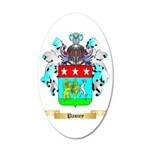 Pascey 35x21 Oval Wall Decal