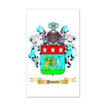Pascey 35x21 Wall Decal
